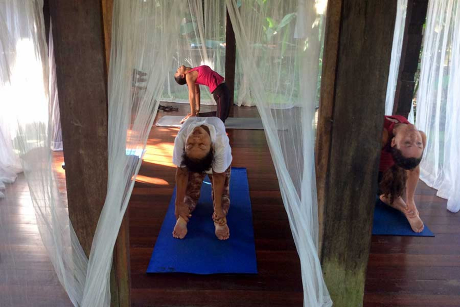 Yoga in Chiang Mai