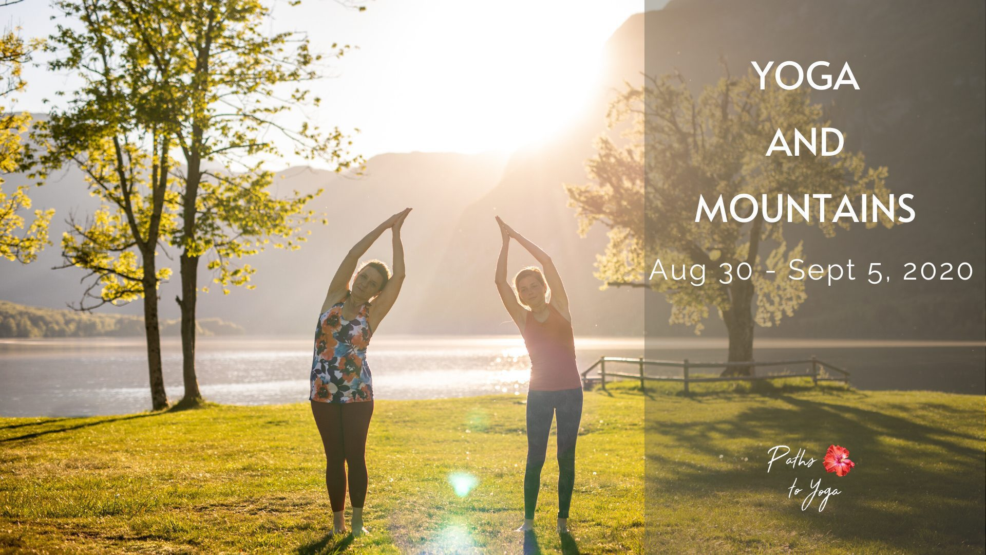 Slovenia Yoga Retreat Summer 2020