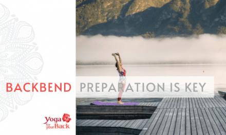 Backbend – Preparation is key